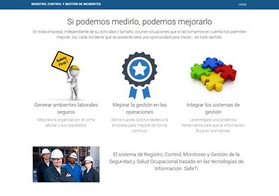 safety, gestion de operaciones, gestion de incidentes, safeti, incidentes de seguridad, control de gestion, control de gestion online